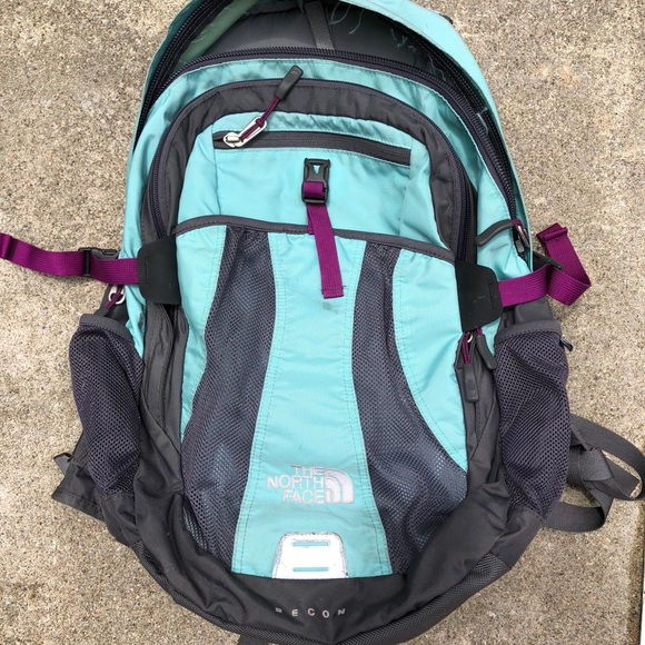 ff5a675f3 North Face Recon backpack